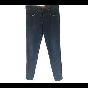 Stella McCartney skinny zipper Jeans/ Size 28